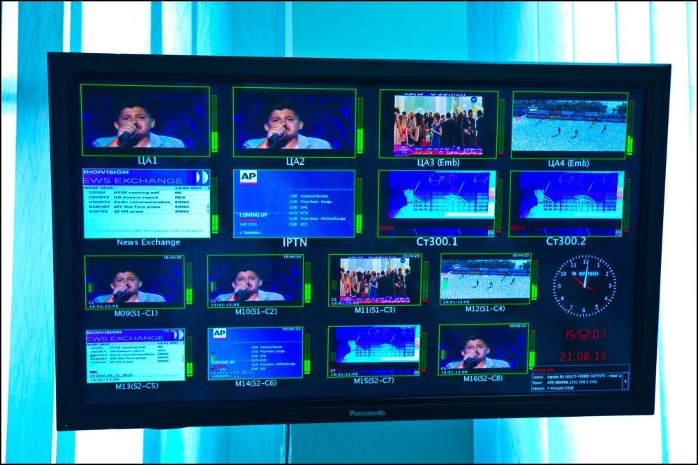 экскурсия на нижегородском телеканале