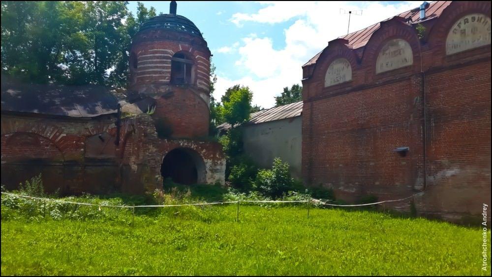 Лысково Нижегородской области. Взгляд блогера и фото
