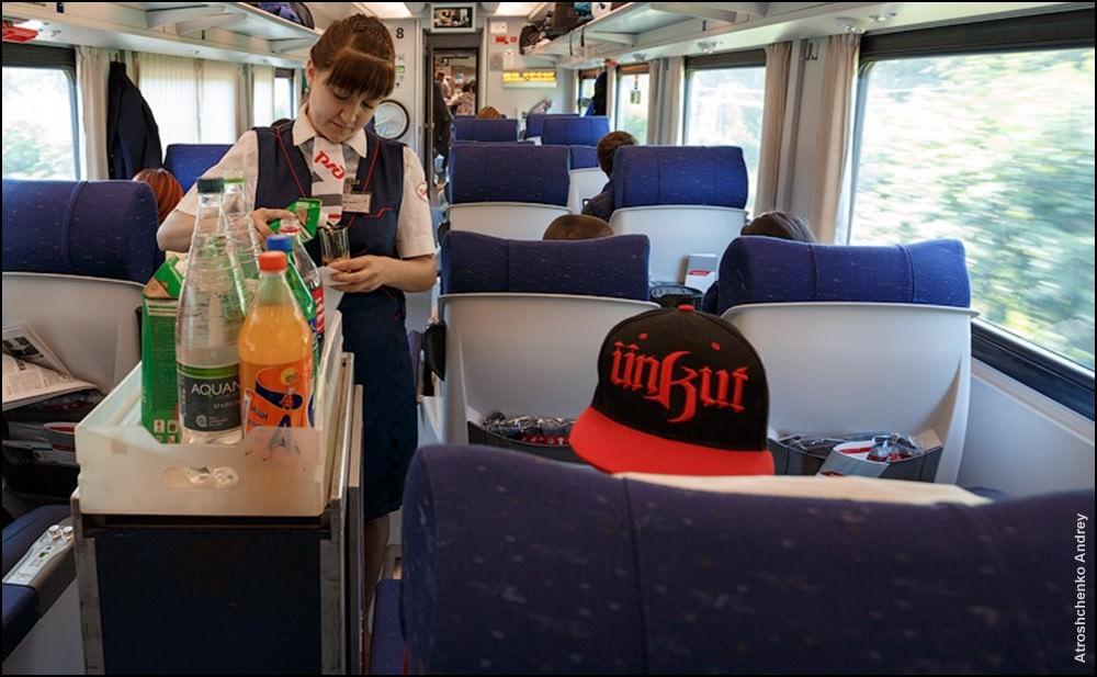 скоростной поезд стриж москва нижний новгород
