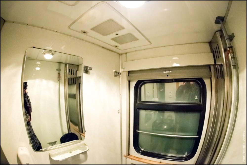 064Б Минск-Пасс. — Новосибирск-Главный Поезд