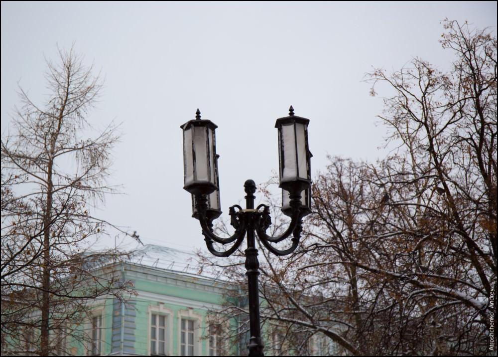 Изменения на плошади Горького и улице Большая Покровская