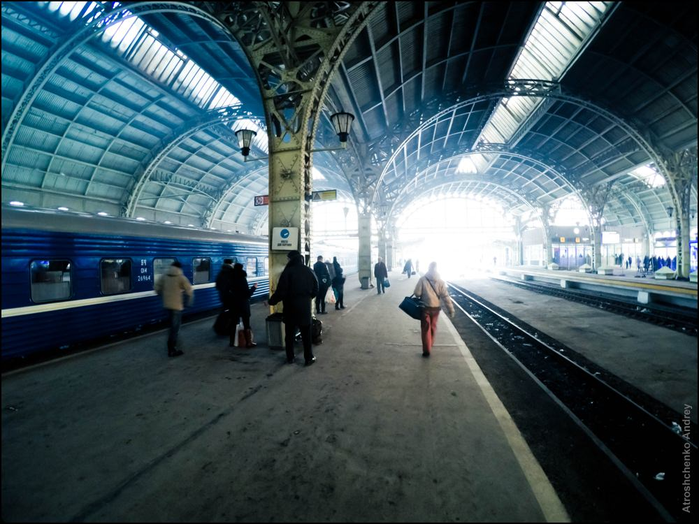 Фирменная группа вагонов Минск–Санкт-Петербург в составе скорого поезда № 52/51 Брест–Санкт-Петербург