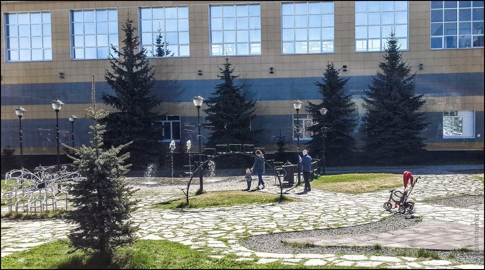 Бессмертный полк в Богородске Нижегородской области