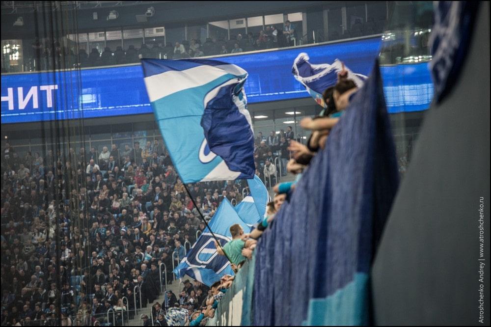 матч 29 февраля в газпром арене