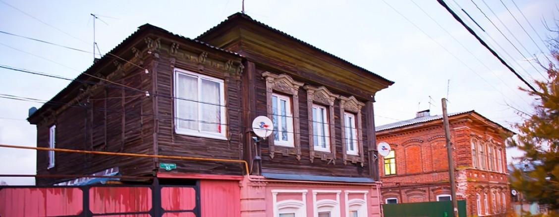 Новый год в городе Богородск