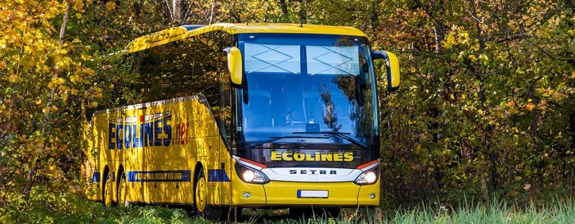 Пересечение границы Белоруссии для граждан России на автобусе Ecolines