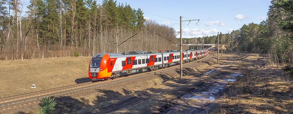 поезд ласточка начнет курсировать в белоруссию с 30 апреля 2021 года