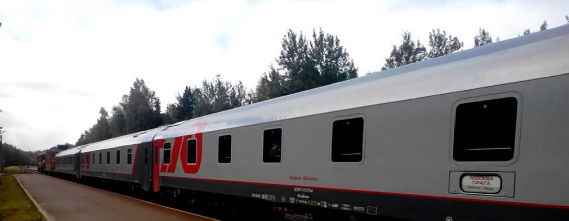 Поездом из Минска в Нижний Новгород