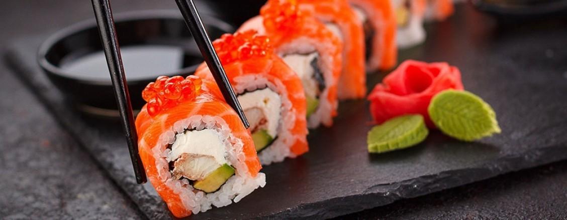 СушиWay - доставка суши и пиццы в СПБ