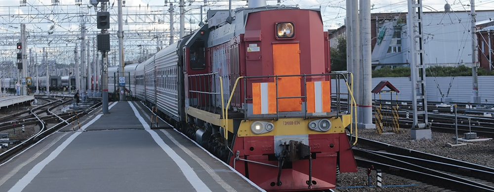 Честный обзор фирменного поезда